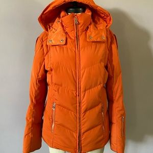 Bogner Sports feather and down Ski jacket size 6